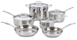 High Quality Cookware-Cincinnati Furnished Apartments